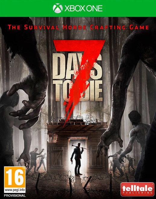 Xbox One 7 Days to Die (brand new)