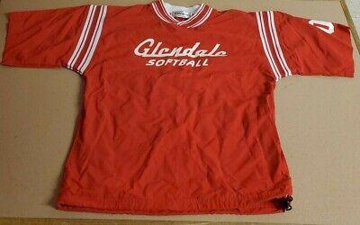 Glendale High School Majestic Lady Falcons Softball Jersey White Athletic Wear