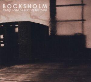 Bocksholm-Caged-Inside-The-Beast-Of-The-Forge-CD-Deutsch-Nepal-RAISON-D-039-ETRE
