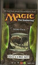MTG Magic the Gathering 2012 - Entangling Webs M12 Intro Deck NEW IN SEALED BOX