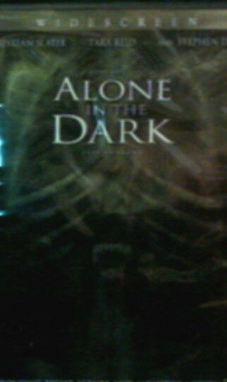 Uwe Boll S Alone In The Dark 2005 Christian Slater Tara Reid Stephen Dorff Dvd For Sale Online
