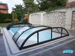 Pool Mit Dach dallas clear a poolabdeckung pool Überdachung schwimmbecken dach