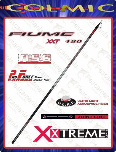 Canna Colmic Fiume XXT 180 bolo passata bolognese super light Minimal Guide