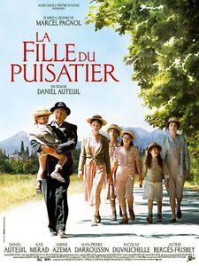 Affiche-120x160cm-LA-FILLE-DU-PUISATIER-2011-Auteuil-Berges-Frisbey-Pagnol-TBE