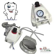 New Dental Portable Air Turbine Controller Unit 2 Hole Work With Compressor Lab