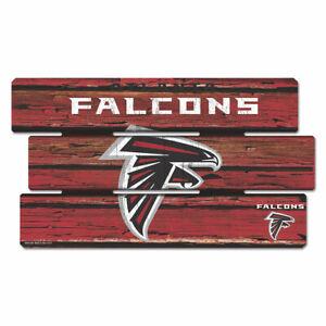 Atlanta-Falcons-Defense-Holzschild-XL-63-cm-NFL-Football-Fence-Sign