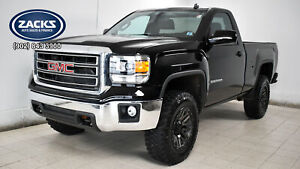 2014 GMC Sierra 1500 SLE 4WD, Lift Kit, Wheel Upgrade