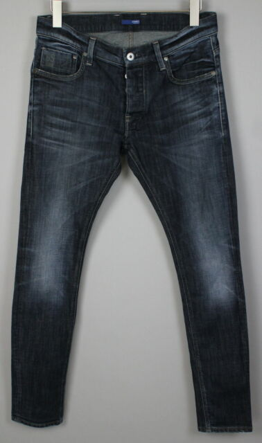 G-Star RAW Defend Super Slim Comfort Legend Denim Jeans New with Tag Authentic