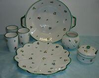 GMUNDNER Keramik  Streublumen, Trinkbecher, Weidling, Vase - zur Auswahl