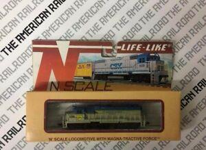 Life-Like-N-Scale-Locomotive-7848-GP-38-Delaware-and-Hudson-7301