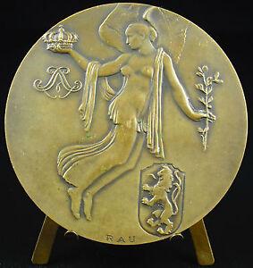 Medalla-centenario-de-La-revolucion-belga-1830-sc-Rau-belgica-Belgica-medal
