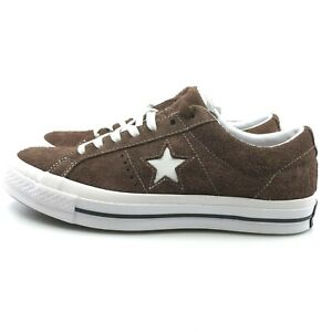 Converse-One-Star-Classic-OX-SUEDE-Brown-162573C-Multi-Size-NEW