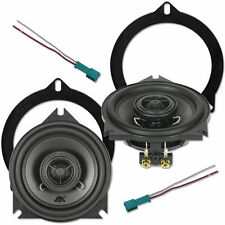 ESX VS-100X 2 Weg 10cm Koax Lautsprecher Paar für BMW 3er F30 F31 F34 F35
