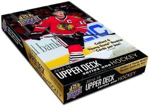 2014-15-Upper-Deck-Hockey-Series-1-Hobby-Box-Sealed-Draisaitl-Young-Guns