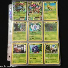 Pokemon XY GENERATIONS COMPLETE MASTER SET 83/83 + RADIANT + REVERSE (NM/M)