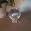 Galaxy-Crystal-Ball-Glass-Clear-3D-Laser-Engraved-Miniatures-Globe-Sphere-Decor thumbnail 7