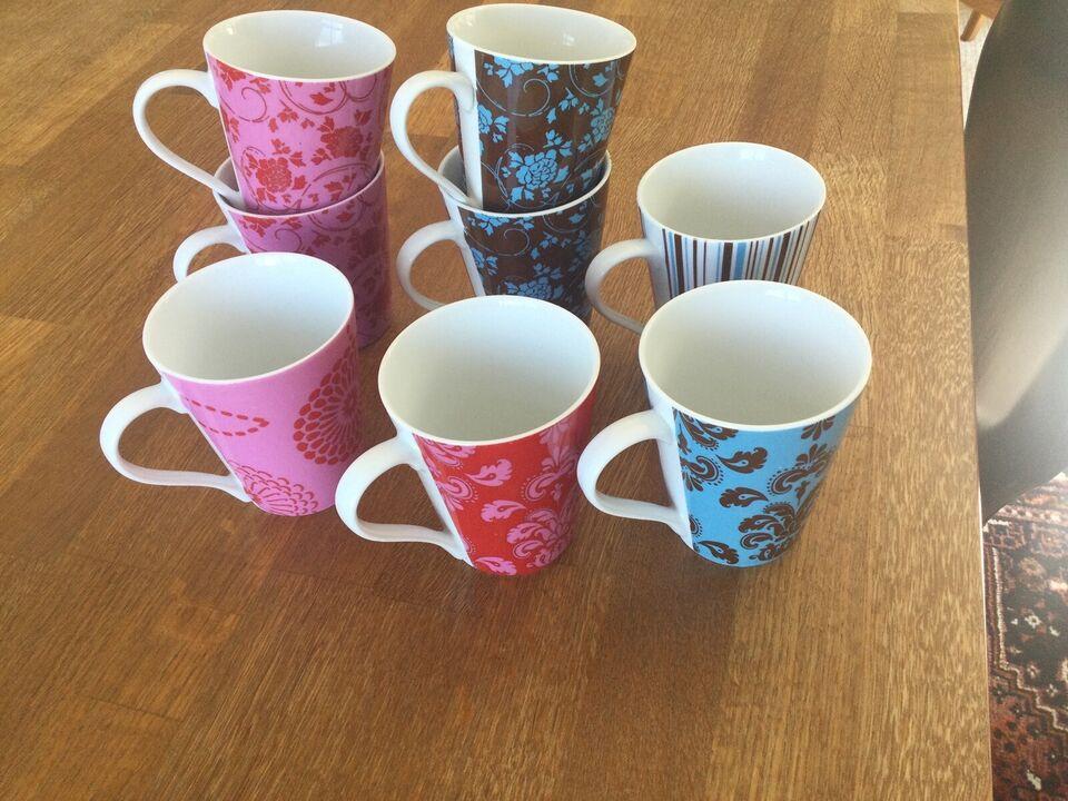 Porcelæn, Kaffekrus , Modern Living