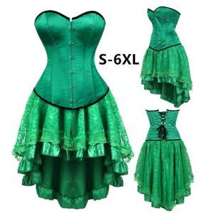 women waist training corsets dress bustier corset with