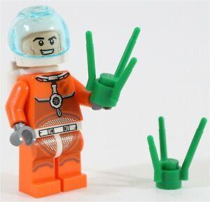 Avoir Un Esprit De Recherche Neuf Lego City Martien Mars Space Figurine Astronaute Fait De Lego Pièces-afficher Le Titre D'origine Couleurs Fantaisie