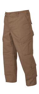 TRU-SPEC-1271-ACU-Tactical-Response-Uniform-Pant-Poly-Cotton-COYOTE-BROWN