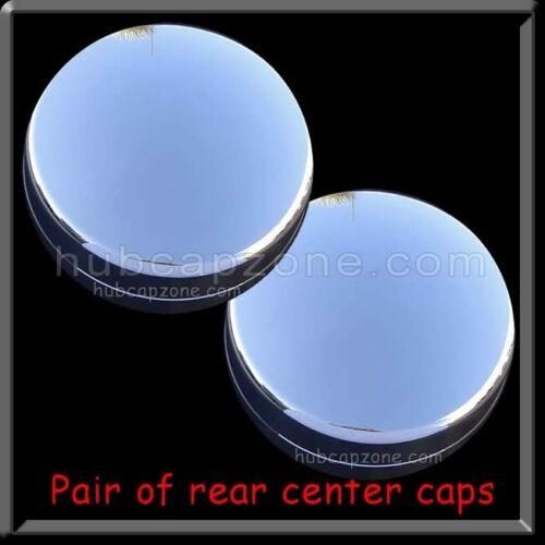 2015-2016 Center Caps Dodge Ram Truck 3500 Rear Pair Wheel Hub Caps 2 Dually