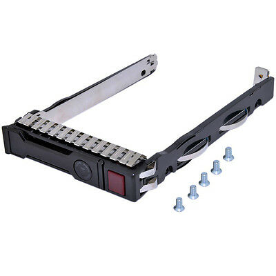 """With-Chip New HP G8 G9 Gen8 651687-001 2.5/"""" SSD HDD Tray Caddy 653955 US-Seller"""