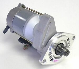 Jeep Willys 12 Volt Gear Reduction Mini Starter Replacement Mz4162