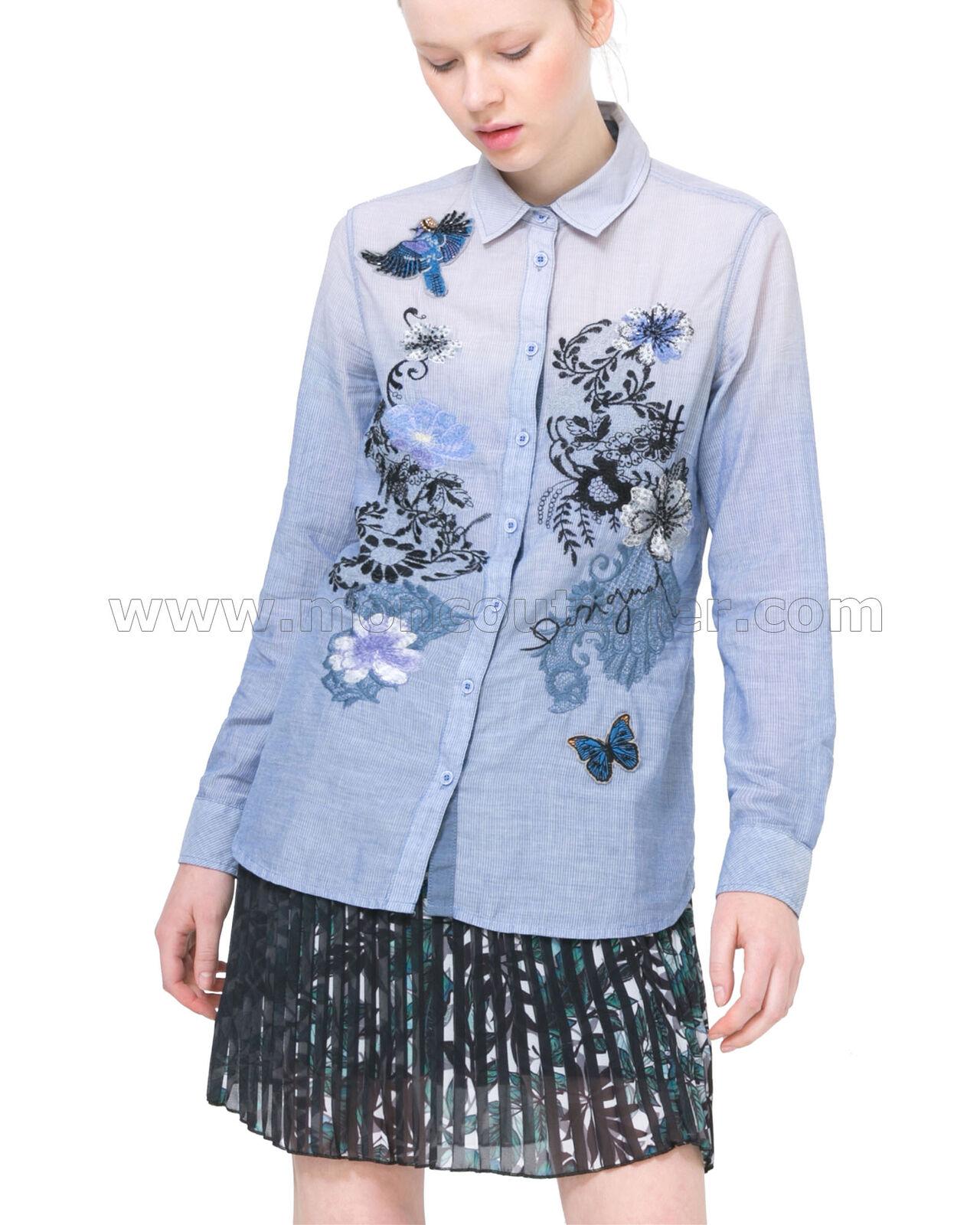 Desigual Woherren Shirt NY, Größes XS-XL