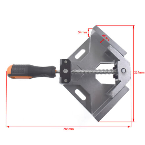Adjustable 90Degree Aluminum Alloy Swing Jaw Corner Clamp Right Angle Clamp