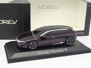 Norev-1-43-Citroen-Numero-9-Concept-Car