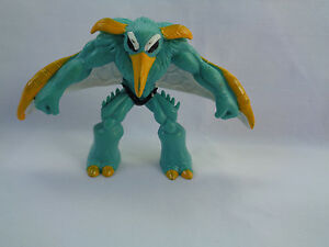 Gormiti-Giochi-Preziosi-PVC-Action-Figure-Teal-Yellow-White-Wings-8