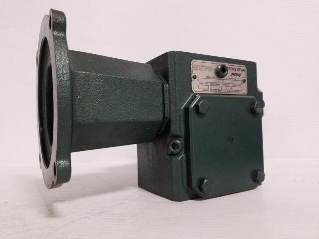 GROVE GEAR TXQ3-210//210 FLEX-IN-LINE GEAR REDUCER 2-1 RATIO 20 INPUT HP