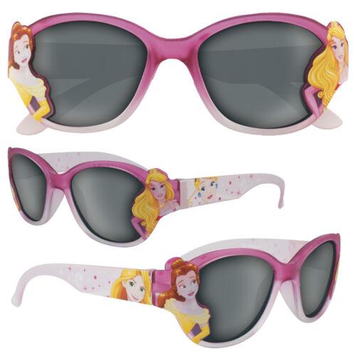 Enfants Personnage de Lunettes de Soleil Protection UV pour Holiday-Disney Princesse LP16