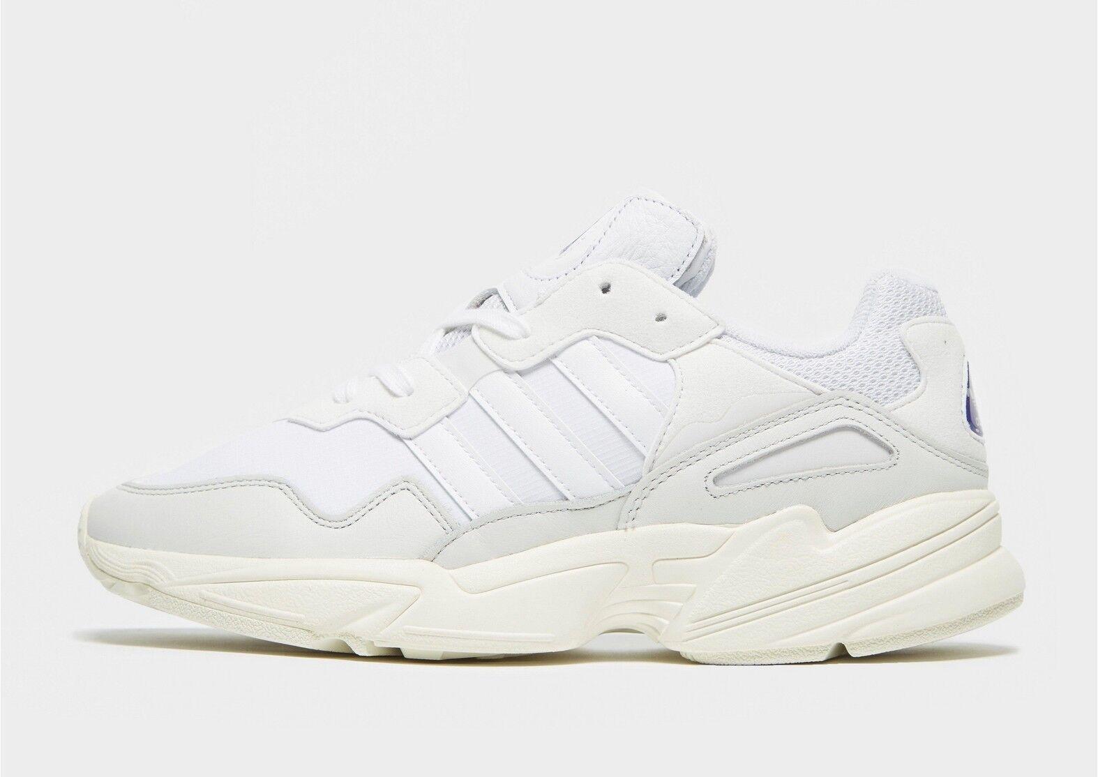 Authentic Exclusive New Adidas Originals Yung 96 ® (Mens Größe UK 7-11)Full Weiß