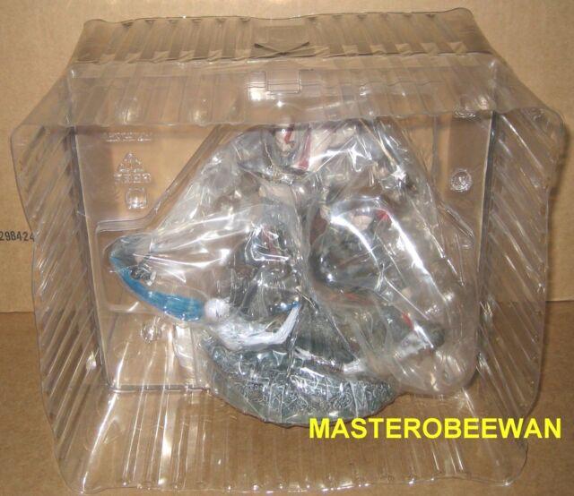 God of War Collector's Edition Kratos & Atreus Statue New +Empty Box No PS4 Game