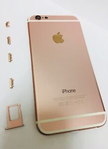 Brand new Rose Gold Cover for iPhone 6