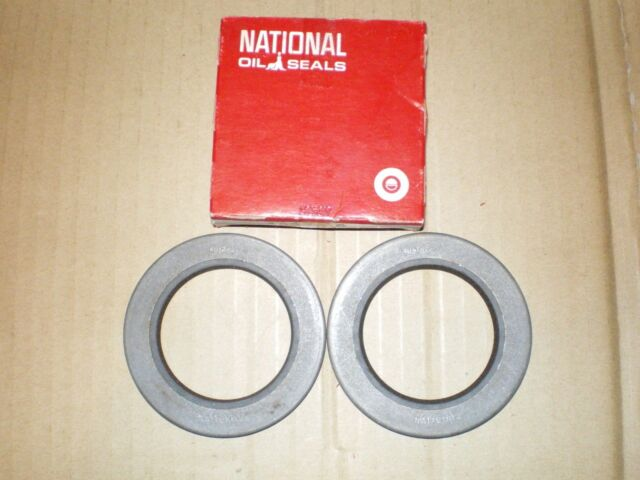NORS 1937-42 BUICK LIMITED AND ROADMASTER REAR WHEEL SEALS 1296879