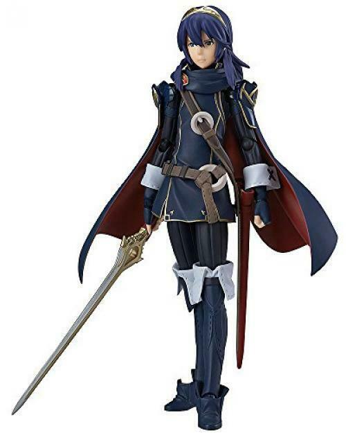 New figma 245 Fire Emblem  Awakening Lucina Figure Good Smile Company Japan F S