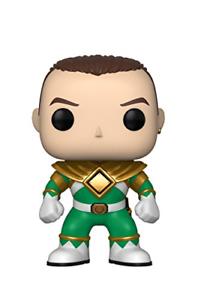 Vinil POP! Power Rangers Ranger Verde Sem Capacete