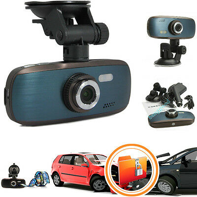 "HD G1W Full 1080P 2.7"" LCD Car Dash DVR Camera Recorder G-sensor Night Vision"