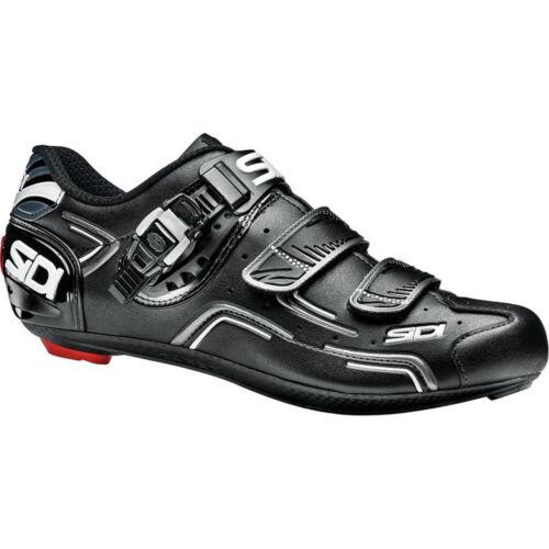 Sidi niveau noir 45.0 chaussures pour le cyclisme Road Racing Gravel