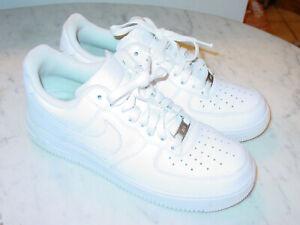 2019 Nike Air Force One 07 White