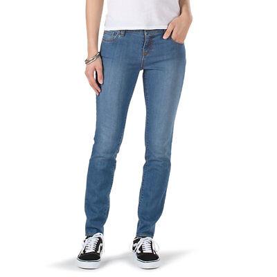 Vans OTW (Skinny Fit) Damen Stretch Jeans Medium Blau Größe 5 (27 Taille) NWT NEU | eBay