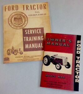 lot ford naa golden jubilee tractor service shop owners operators rh ebay com 1955 Golden Jubilee Tractor and 9N 1955 Golden Jubilee Tractor and 9N