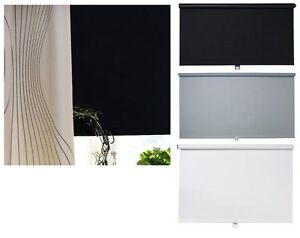 Ikea Tupplur Block Out Roller Blind Window Roller Shades