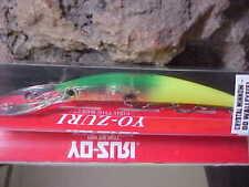 Yo Zuri Crystal Minnow DD Walleye 90 mm Schwimmend Köder R1205-BTCL 6718