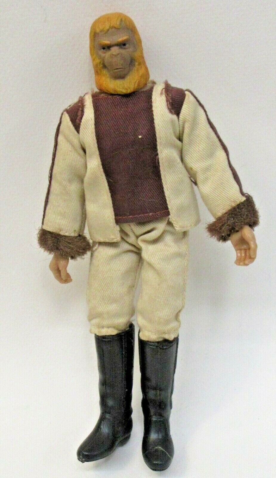 Original 1974 Mego Planet of the Apes DR. ZAIUS TV Show 8  Action Figure Doll r2