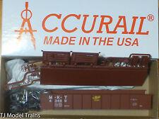 "Accurail HO #3760C (Rd #43489) Katy (41'6"" AAR Steel Gondola kit)"