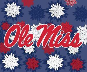 Ole Miss Mississippi Sticker 6 KamiDesigns Ole Miss Mississippi Decal