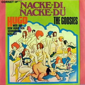 7-034-THE-GOOSIES-Nacke-Di-Nacke-Du-Hugo-JAY-FIVE-HIGH-SPOTS-CORNET-orig-1969